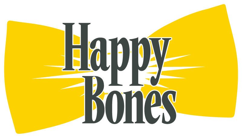 HappyBones no outline